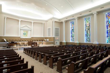 FBC Sanctuary Renovation