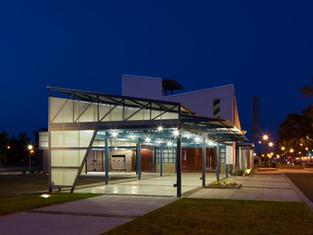 Rail Spike Park Pavilion