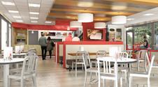 Backyard Burgers Renovation Concepts