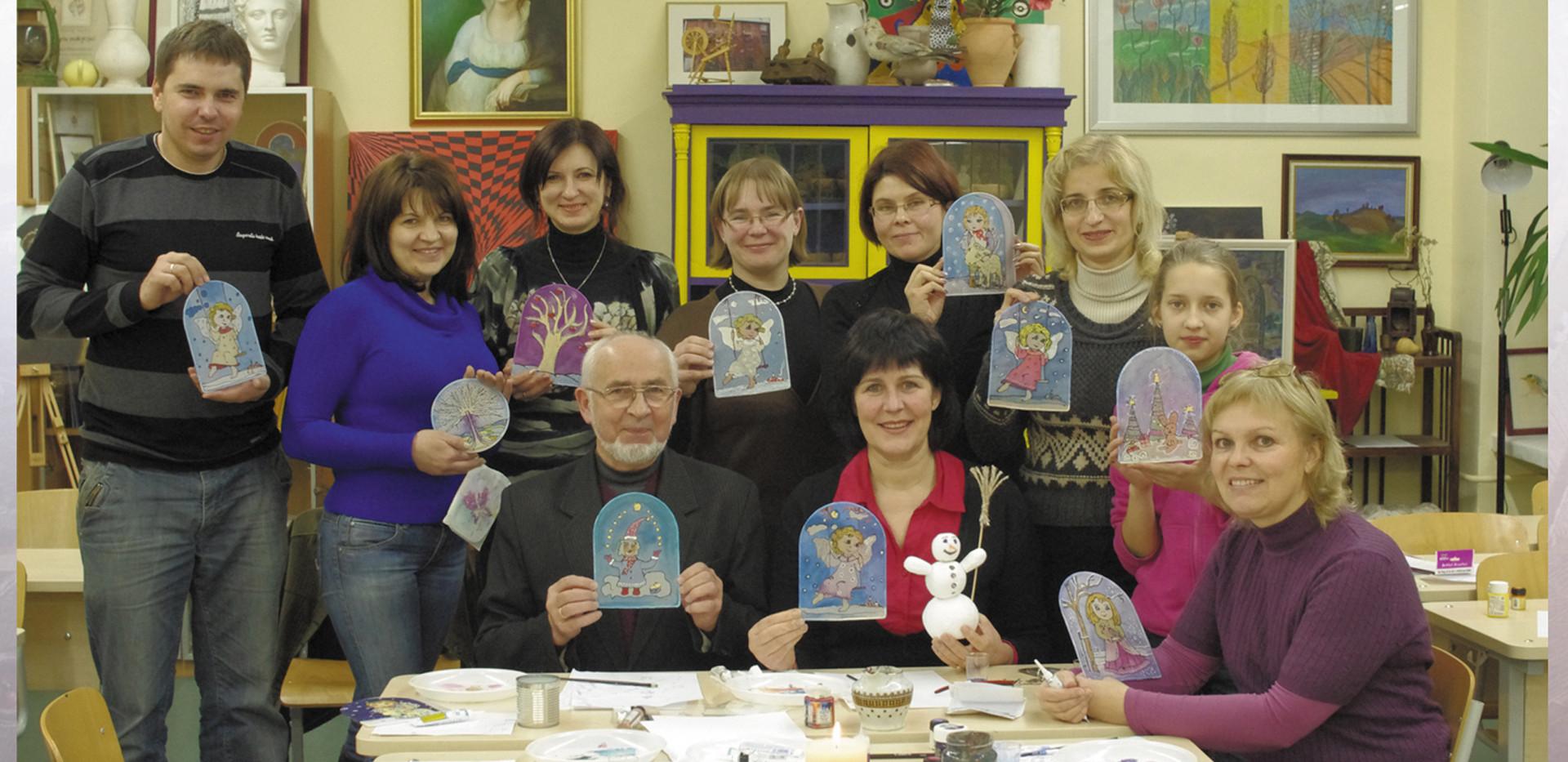 Community Winter Workshop