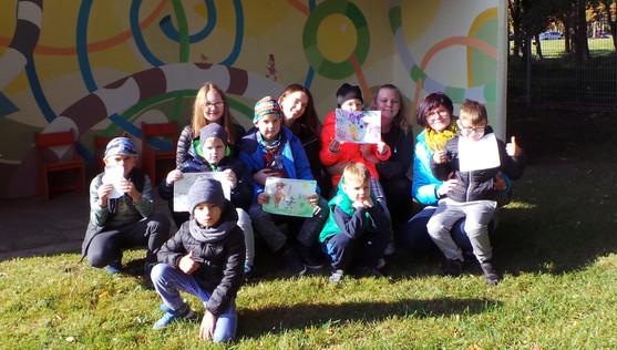 Activities in kindergarten 'Bite'