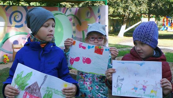 Activities in kindergarten 'Bite' _authors
