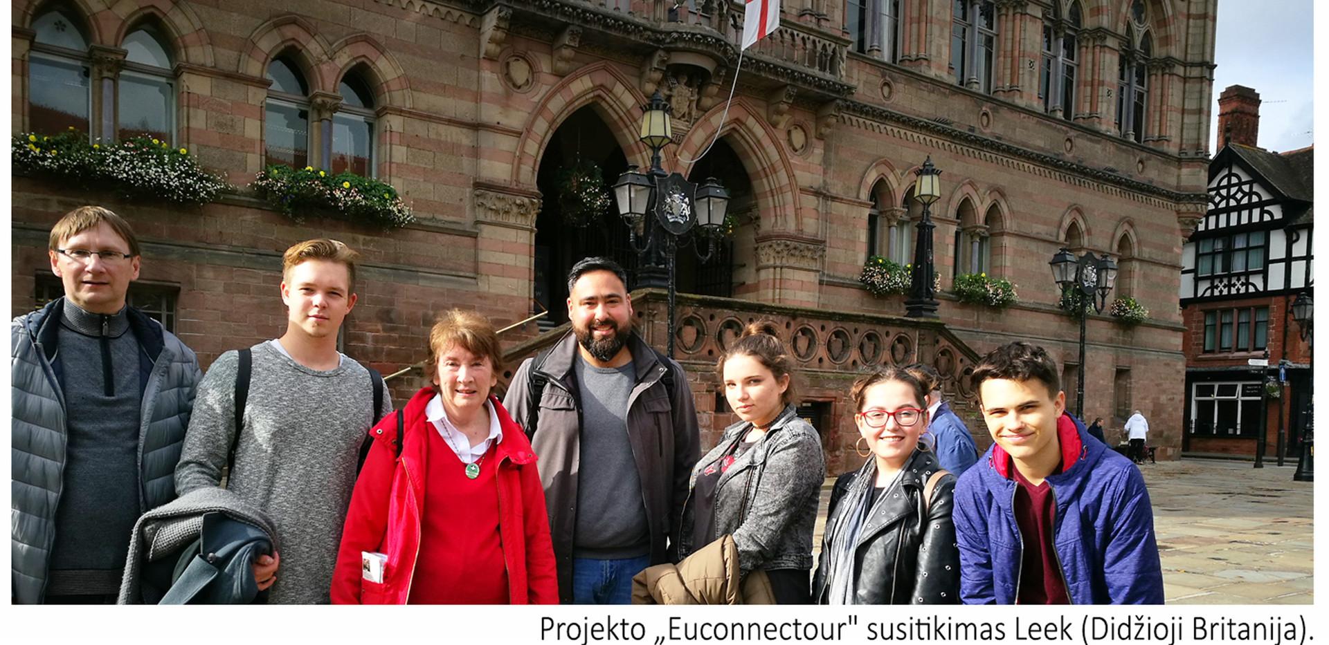 Erasmus 'Euconnectour'