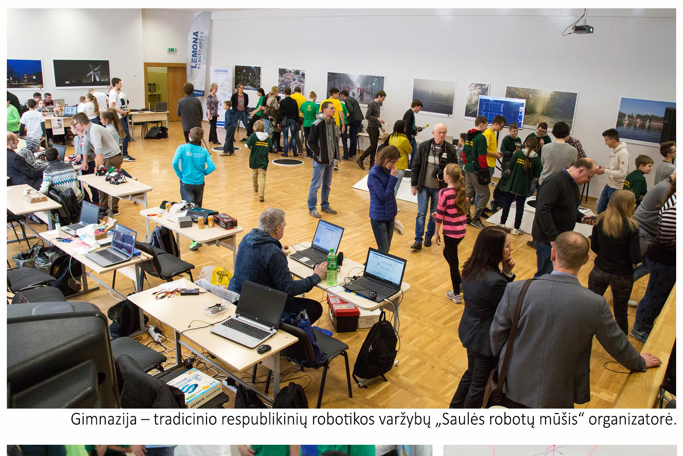 International robotics championship