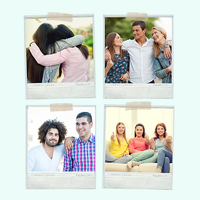 Beste Freunde und FReundinnen machen alles zusammen. Warum nicht auch eine Fastenwoche? Mit dem Leichter-Fasten-Konzept und einem Freund*in/Partner*in oder anderem netten Menschen an Deiner Seite klappt es mindestens doppelt so gut.