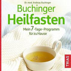 Das Buch von Andreas Buchinger ist ein guter Ratgeber für alle Fastenden