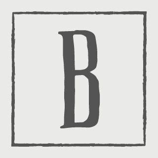 """Im Leichter-Fasten-Alphabet steht der Buchstabe """"B"""" für Balance, die wir durch Heilfasten wiedererlangen."""