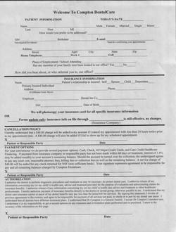 new patient form 005