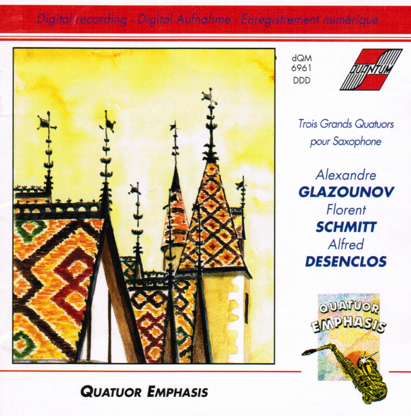 QUATUOR EMPHASIS - 1994
