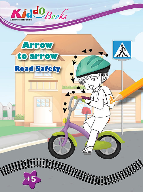 4020 Road safety - Arrow to arrow