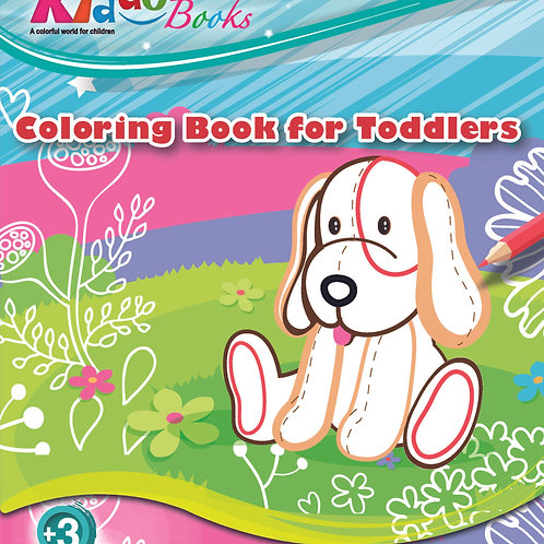 5062 Coloring Book for Toddlers