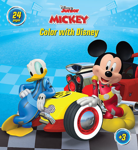 1128  Mickey Mouse - 24 Pages