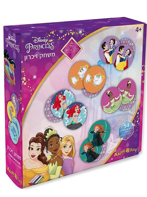 20016 Princesses - Memory Game - 54 cards - 27 pairs