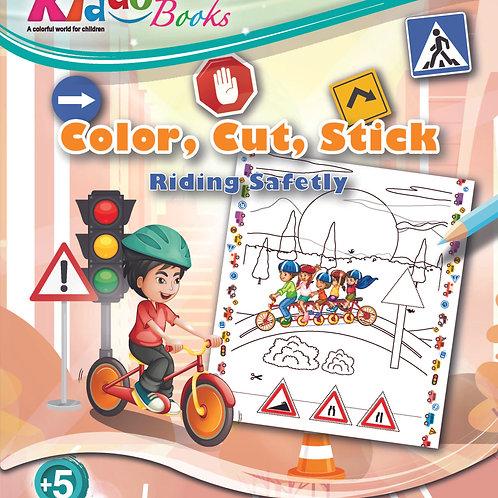 5060 Color, Cut, Stick – Riding Safety