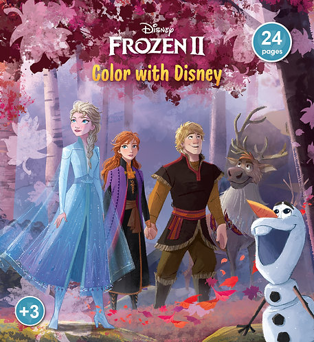 1126 Frozen II - 24 Pages
