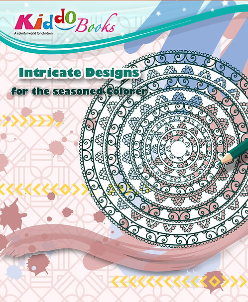 5042  Intricate Designs- Adults and youngsters