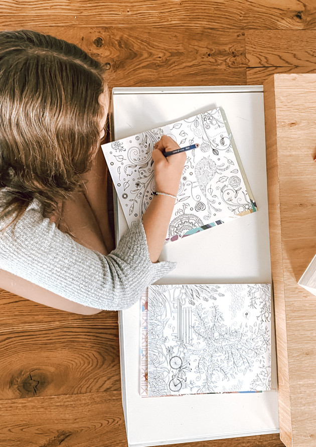 Coloring and Activity Books