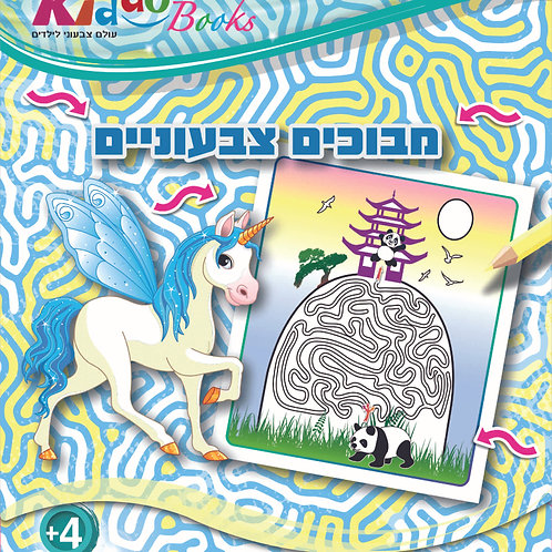 5051 Colorful Mazes