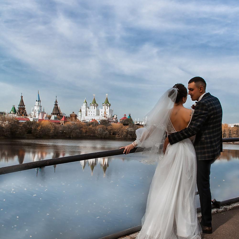 Michael & Anastasia Wedding