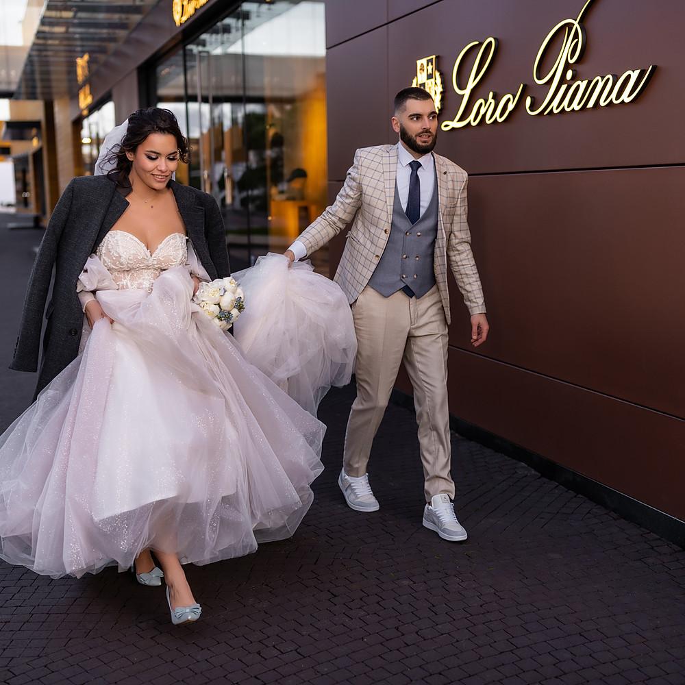Kristina & Artem Wedding