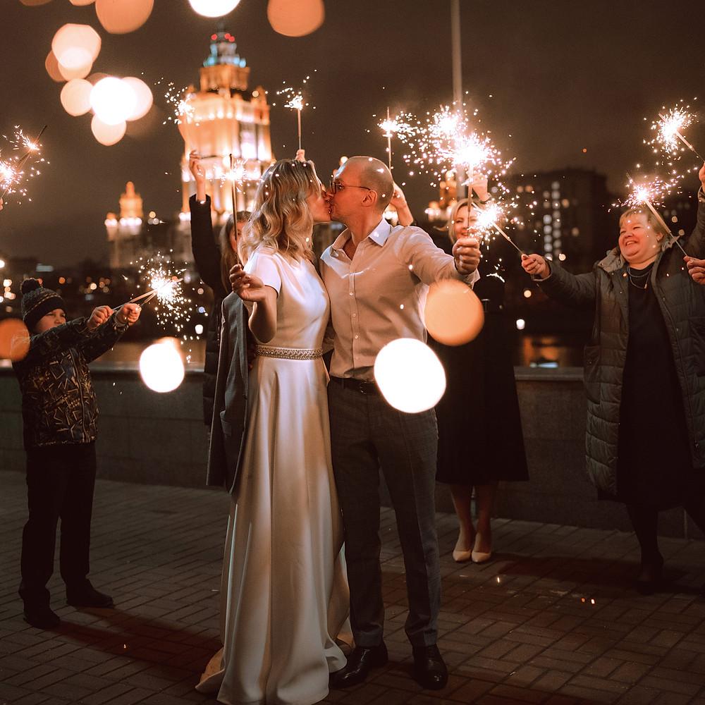 Olga & Anton Wedding
