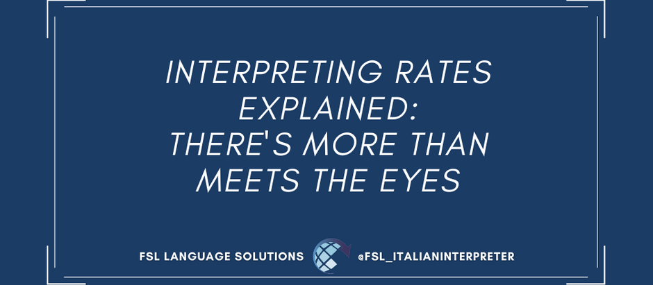 INTERPRETING QUOTES AND RATES EXPLAINED: THERE'S MORE THAN MEETS THE EYES