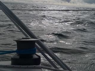 Oikaisu avomerelle