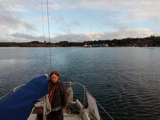 Vuorovesivirtoja Tukholman saaristossa?