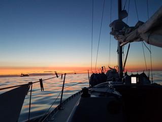30 tuntia Pohjanmerellä