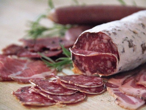 CURED by Visconti's WINS International Meats Awards
