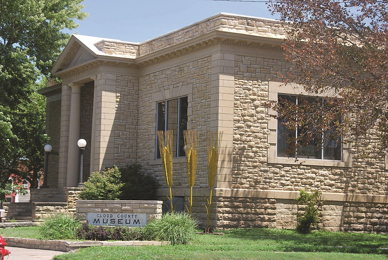 Cloud County Historical Museum.JPG