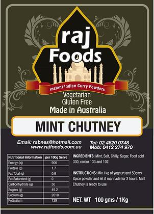 Mint Chutney Powder
