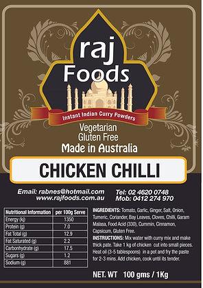 Chicken Chilli