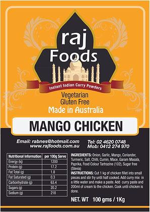 Mango Chicken