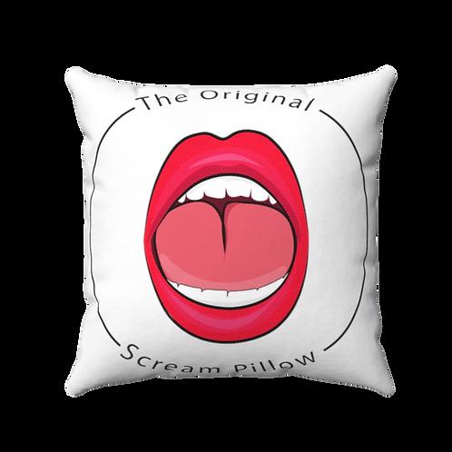 The Original Scream Pillow