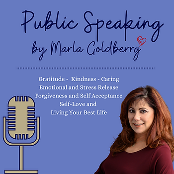 Public Speaking by Marla Goldberrg