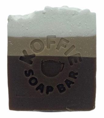 KOFFIE ART SOAP BAR - FRAPPE