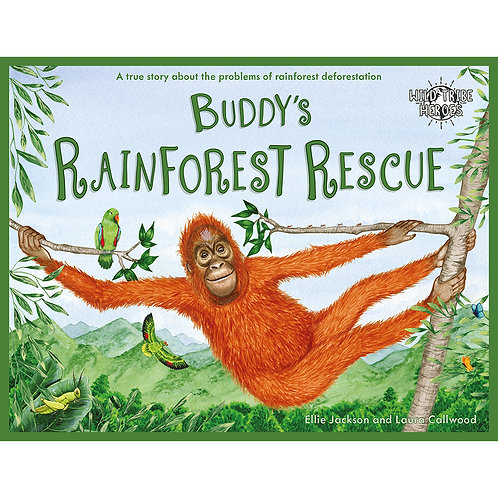 BUDDYS RAINFOREST RESCUE