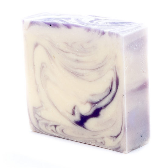WEDDING FAVOUR SOAP BAR - VIOLET
