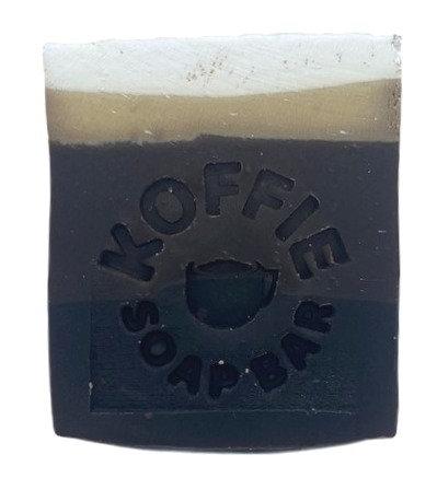 KOFFIE ART SOAP BAR - MOCHA