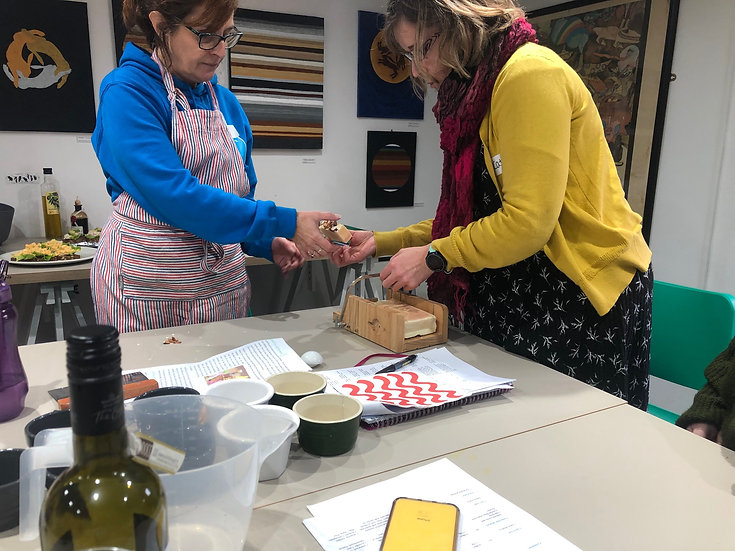Beginners Soap Course (Braunton Countryside Centre)