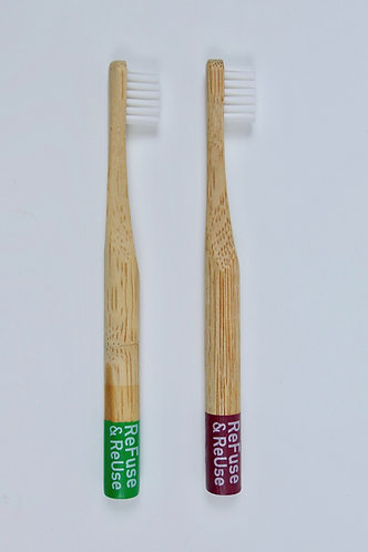DENTIST DESIGNED CHILD BAMBOO TOOTHBRUSH