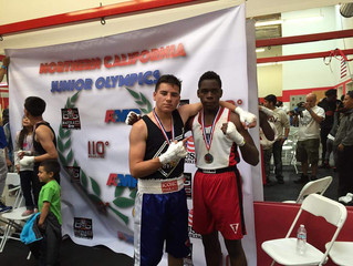 USA BOXING 2016 NORTHERN CALIFORNIA JUNIOR OLYMPICS