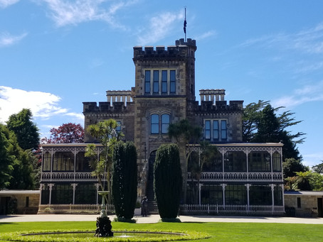 Larnach Castle. The story of a tragedy.
