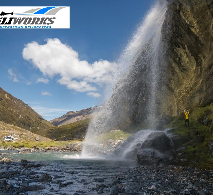 Heli Tour to Doubtful & Milford Sounds from Queenstown