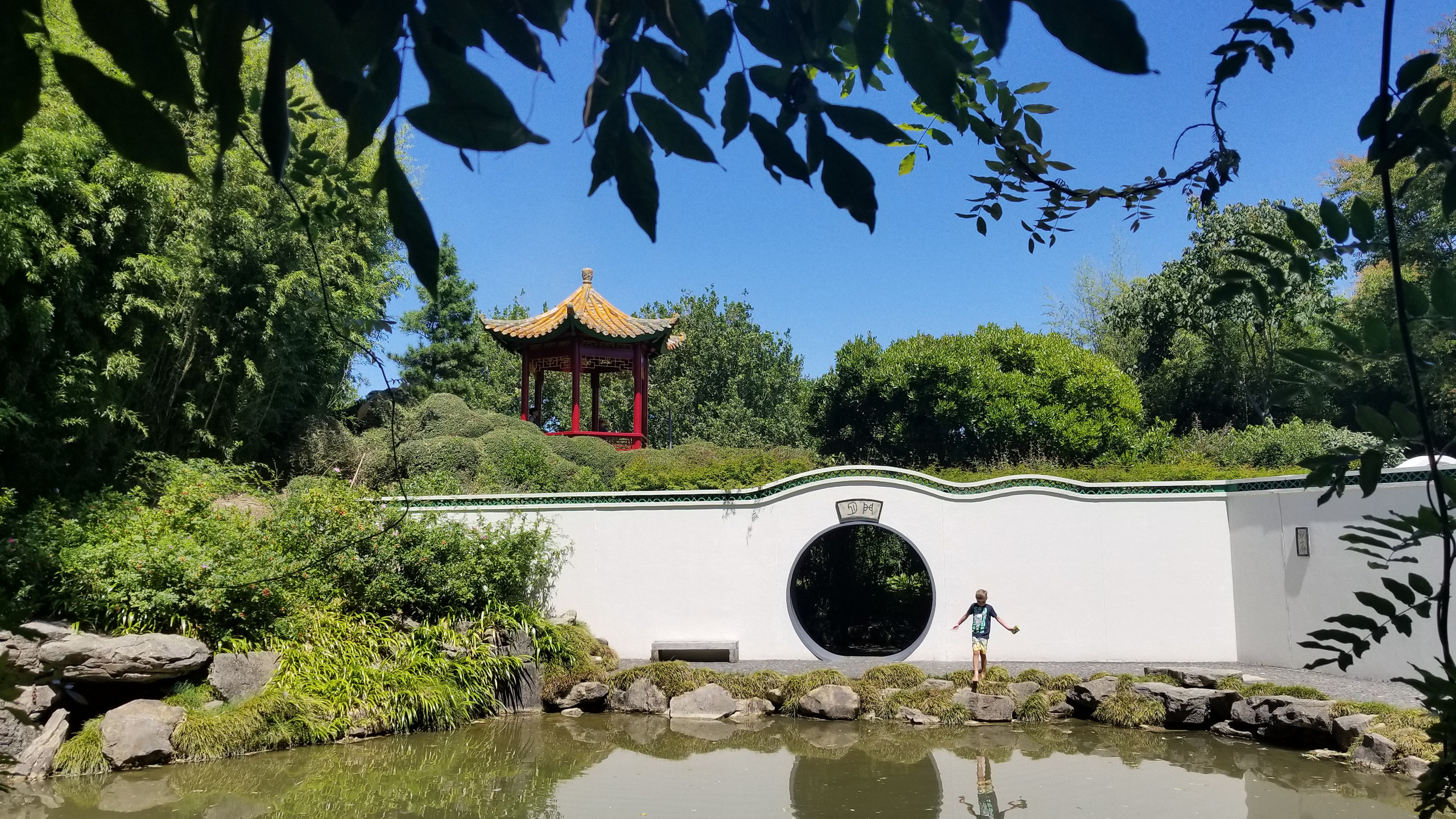 Hamilton botanic gardens, New Zealand attractions, New Zealand activities