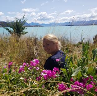 Гид в Новой Зеландии