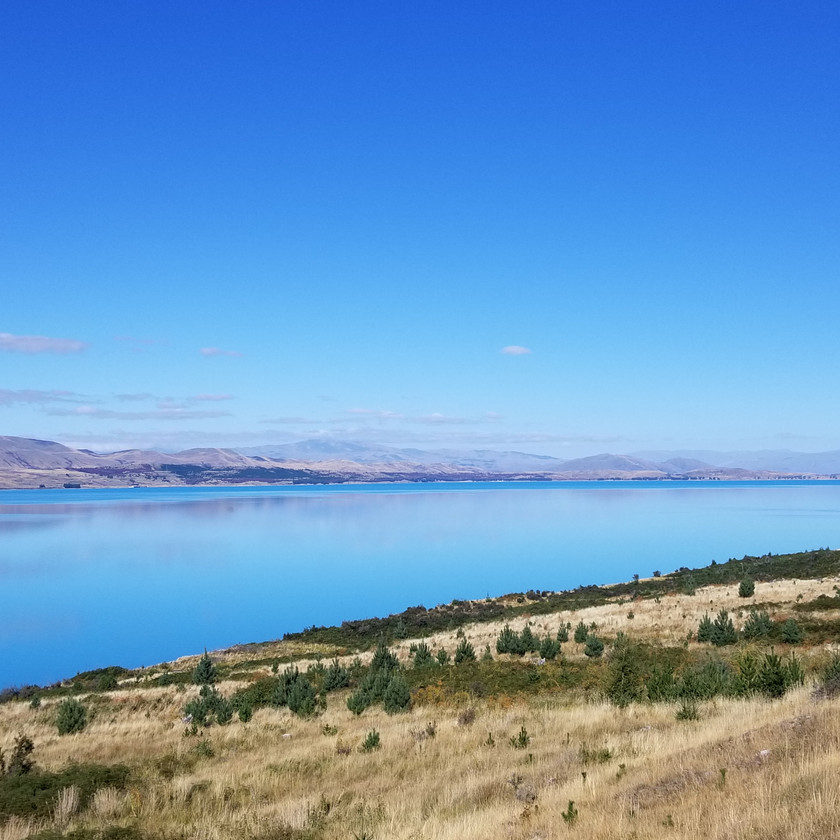 Pukaki lake, New Zealand activities, tours of New Zealand
