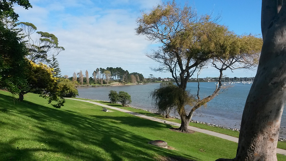 Pakuranga Rotary shared path Окленд Новая Зеландия
