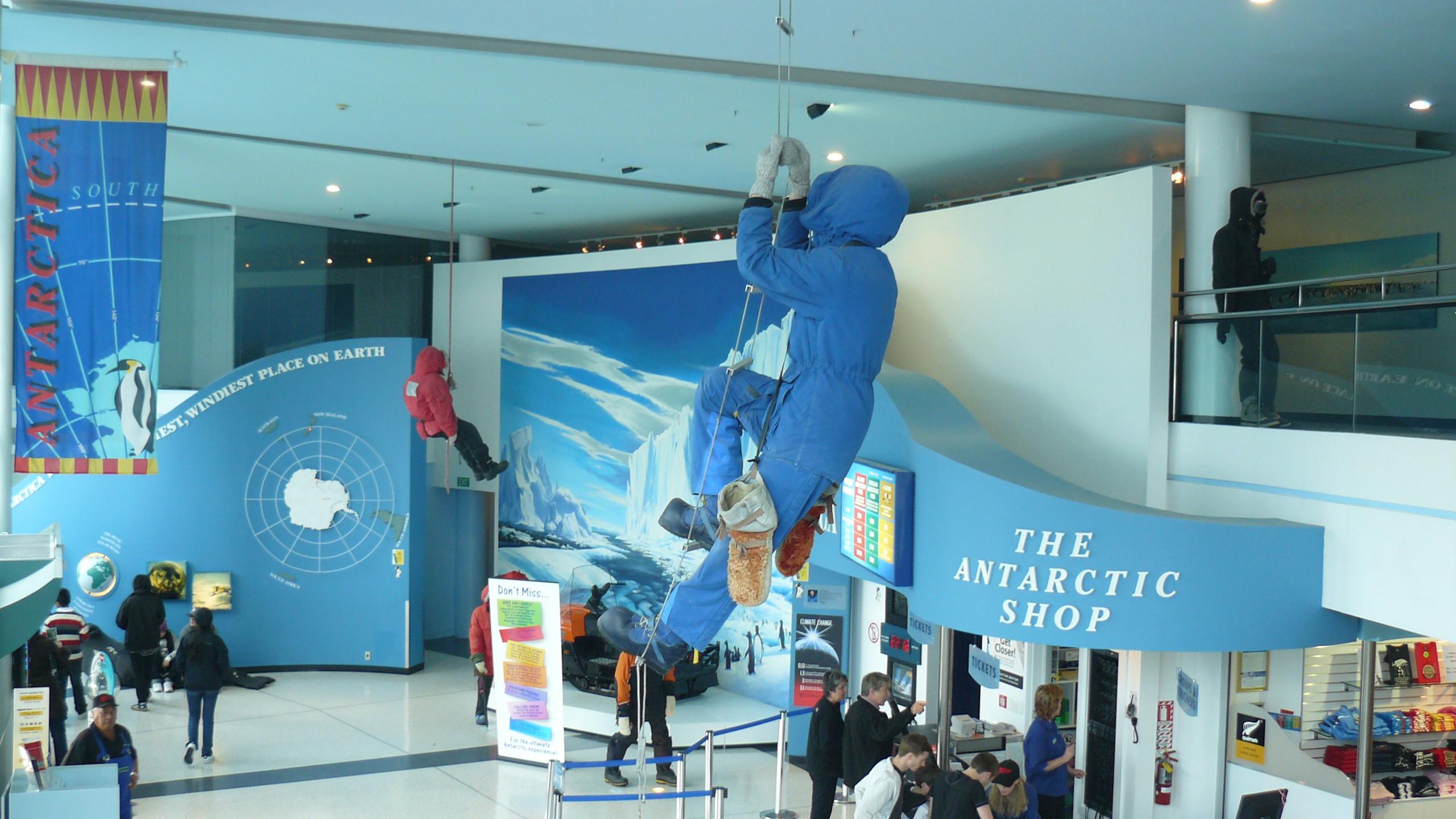 Antarctic Centre, Christchurch, New Zealand activities, New Zealand tours